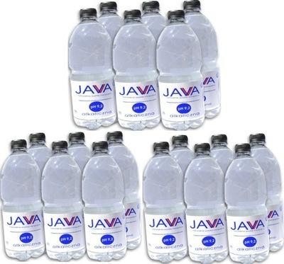вода щелочная JAVA 18 x1,5 L =  3 ЯЩИКА