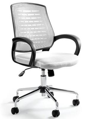 Stolička AWARD za kancelária/office OKA WHITE