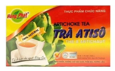 чай артишока Atiso 50г