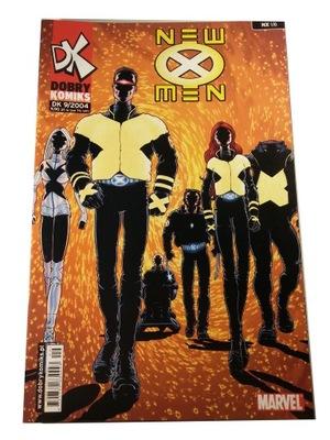 NEW X-MEN 9/2004 DK