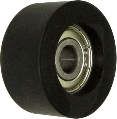 TENSIONER kotúč fi 35 mm UPEVŇOVACIU dosku W. 16 mm