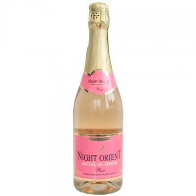 вино безалкогольные Night Восточный Sparkling Rose