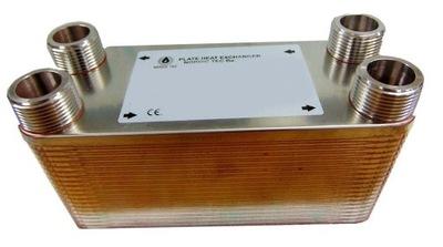 """Doskový tepelný výmenník 34 disk 1"""" 45KW 108"""