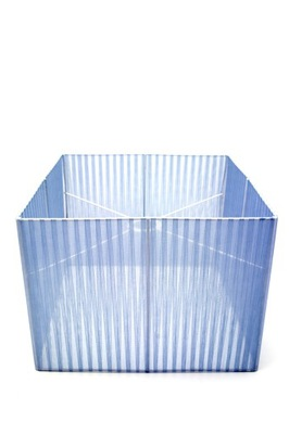 Tienidlo lampy Tieni Štvorec 15 x 15 x 15 cm Modrá