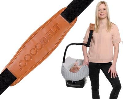 Cocobelt pás-ek-do-niesť autosedačky 0-13 kg