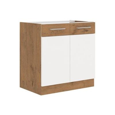 Шкаф кухонная Ovido 80  2F BB под мойку