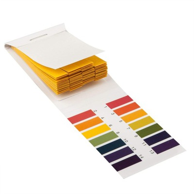 ТЕСТЕР ??? ИЗМЕРЕНИЯ pH бумажки ?????????? метр