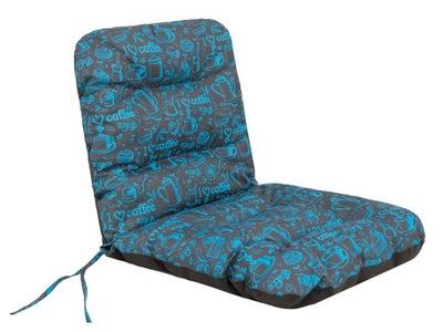 Vankúš, podložka - Vankúš na stoličke LEŻAK, stolička OGRODOWE 96x48 cm
