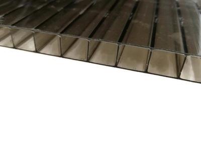 10 mm polykarbonátu Komora 2100x3000mm DYMIONY BRONZ