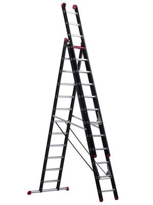 Лестницы лестница алюминиевая 3x12 ALTREX MOUNTER
