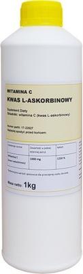 Витамин C КИСЛОТА L -АСКОРБИНОВАЯ 1кг чистая