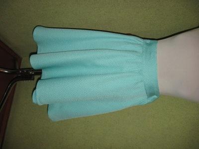 Spódnica elegancka letnia rozszerzana r38 M