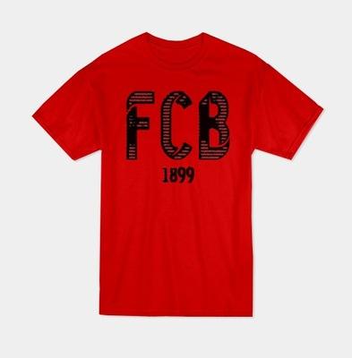 FC Barcelona,FCB, koszulka, t-shirt, roz S
