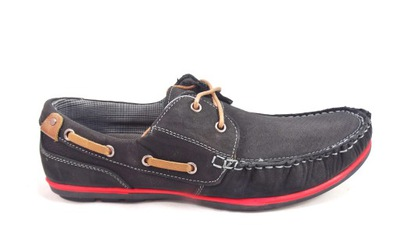 Mckey 43 buty męskie skóra trampek botki półbuty
