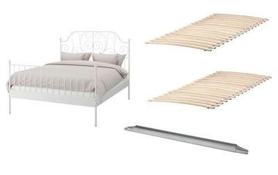 Ikea Rama łóżka 160x200 Dno Stelaż Hemnes Luroy