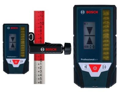 Laserový merač - LASEROVÝ PRIJÍMAČ LR 7 BOSCH pre GLL GCL + HANDLE