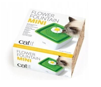 Catit Flower Фонтан мини поилка 1 ,5л для кошек