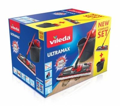 Vileda комплект ULTRAMAX BOX Швабра ведро пресс