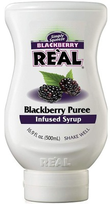 Blackberry Real - ежевика сироп барменский Лимонада