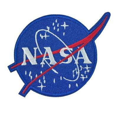 Полоса на липучка NASA 8 см - Высокое Качество
