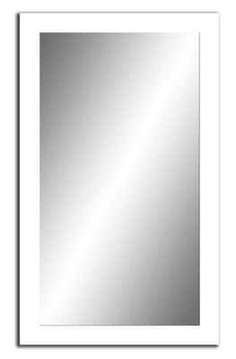 Zrkadlo - LUSTRO RAMA 120x80 10 KOLORÓW 30 FORMATÓW +gratisy