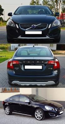 VOLVO V60 S60 R-DESIGN КОМПЛЕКТ OSPOILEROWANIA