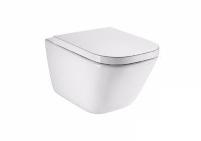 WC misa - WC záves zavesil GAP RIMLESS A34647L000 Roca