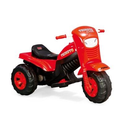 Detská elektrická motorka - DETI TROJKOLKA motorových batérie KRAKOVE