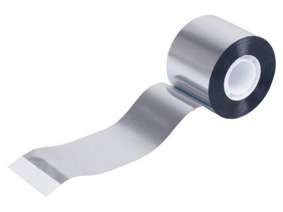 лента алюминиевая МЕТАЛЛИЗИРОВАННОЙ 50 мм x 50 мб