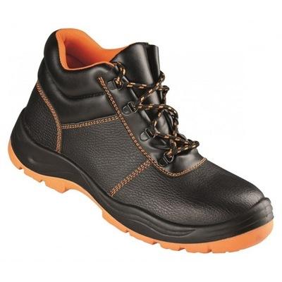 Pracovná obuv Topánky BHP Aldanskom FORTE S3 HRO 42