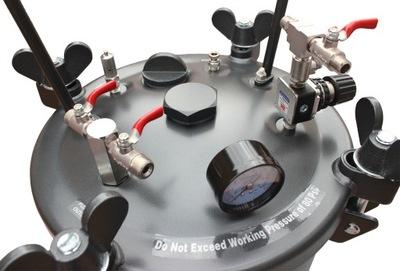 ZBIORNIK MALARSKI ECONOM 20l ATEX 94/9/WE WĘŻE 5m
