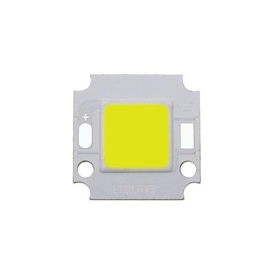 DIODA MODUŁ LED 10W flip-chip zimny biały + pasta