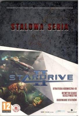 StarDrive 2 + Gra STEAM 24H