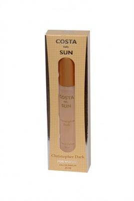 Christopher Dark Costa Del Sun Brown EDP 20ml