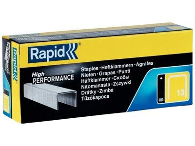 Zszywki Nr 13 14mm Rapid 13/14 - 5000 sztuk
