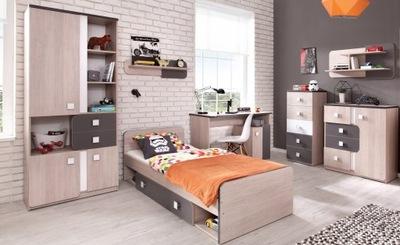 мебель DUO 10 стенка комплект двуспальной столом