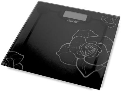 Osobná váha - Waga łazienkowa BLACK ROSE 900-14