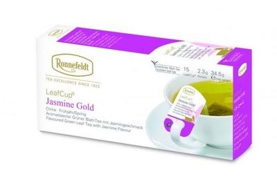 чай Ronnefeldt Jasmin Gold зеленый 15 сумок