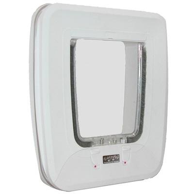 e607f99ff36eae Magnetyczne DRZWICZKI KOTA PSA klapa EasyPet Doors - 6708900613 ...