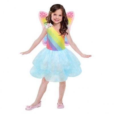 Kostium strój Barbie Wróżka Dreamtopia 3-5 lat