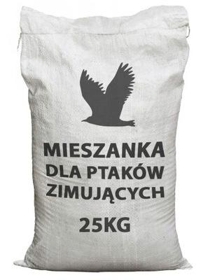 KRMIVO PRE ZIMNÉ DIVOKÉ VTÁKY ZRNO 25KG