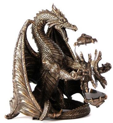 фигурка дракон С KLEPSYDRĄ на подарок ** ВЕРОНЕЗЕ
