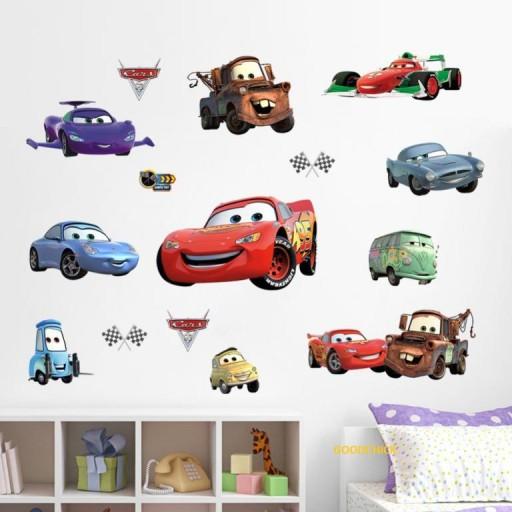 Naklejki Na ścianę Cars Samochody Zig Zag Gratis 5694966062