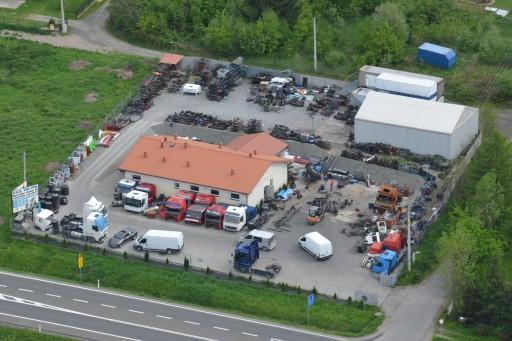 Rura pompy wody Volvo FH Renault , 20542128 205553