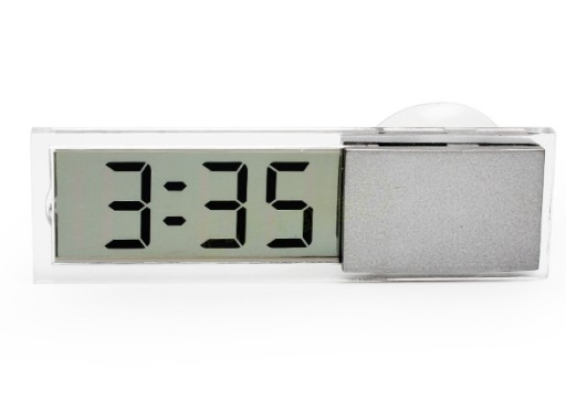Bc6 Zegarek Zegar Samochodowy Na Przyssawkę