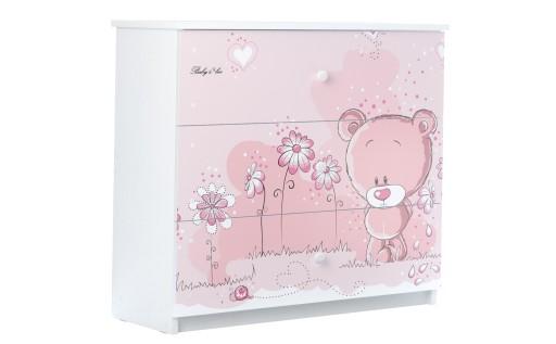 Komoda Dziecieca Dla Dzieci Meble Baby Boo Wzory 5993801000