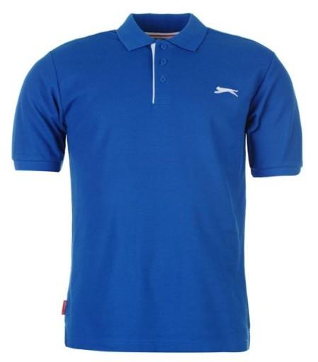 SLAZENGER Koszulka Polo T shirt 12 kolorów tu: 4XL