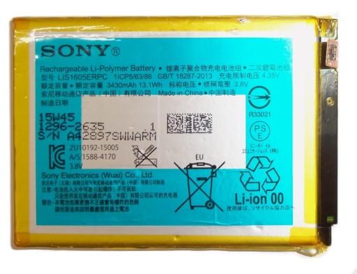 Nowa Oryg Bateria Sony Xperia Z5 Premium E6853 Fv 6714336731 Sklep Internetowy Agd Rtv Telefony Laptopy Allegro Pl
