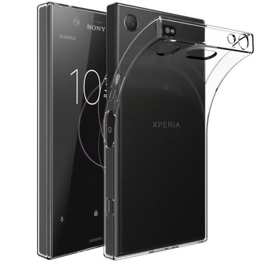 Etui Ultra Cienkie Do Sony Xperia Xz1 Compact 6988115749 Sklep Internetowy Agd Rtv Telefony Laptopy Allegro Pl