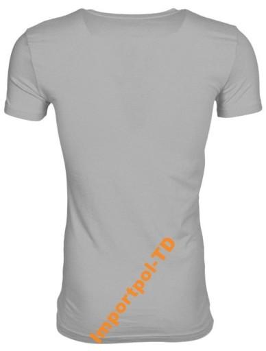 Emporio Armani V-neck koszulka t-shirt męski XXL 10777645467 Odzież Męska T-shirty MS KGWUMS-8